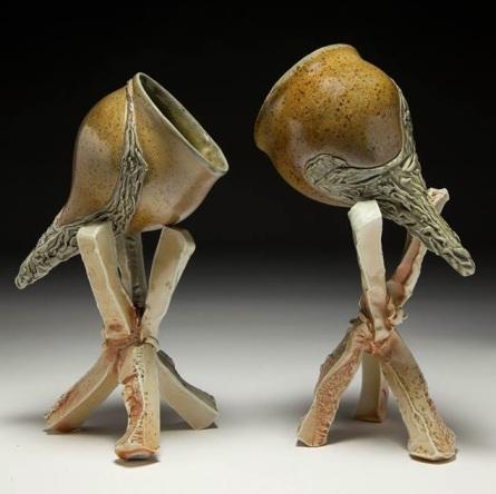 tripod goblets