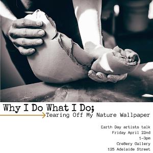 Why I Do What I Do; (3)